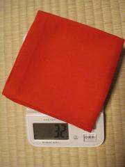 続・帛紗の体重測定