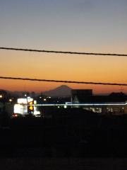富士山17:17