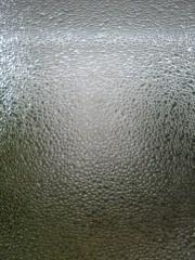 窓拭きしたいくらいの、窓。