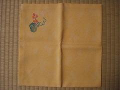 加賀友禅(金沢で購入)