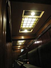 議事堂・傍聴席の天井