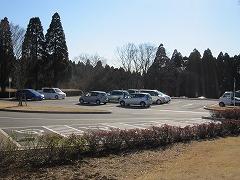 昭和の森第2駐車場