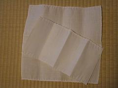 大茶巾 対 茶巾