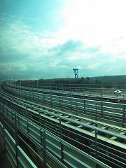 リニアの線路