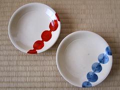 春日部にある都をどり・おみやげの皿
